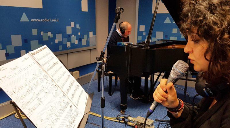 radio_Giovanni Mazzarino e Daniela Spalletta a Radio1