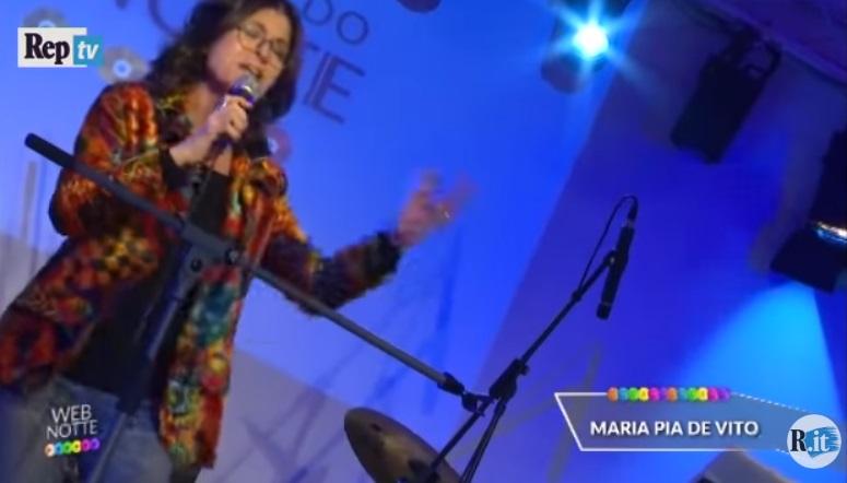 tv_REPUBBLICA TV MARIA PIA DE VITO