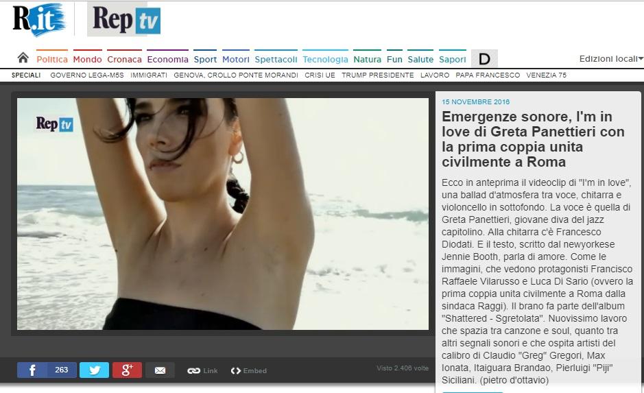 web_REPUBBLICA TV GRETA VIDEO