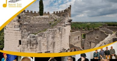 """""""Around Jazz"""" at Parco Archeologico dell'Appia Antica"""